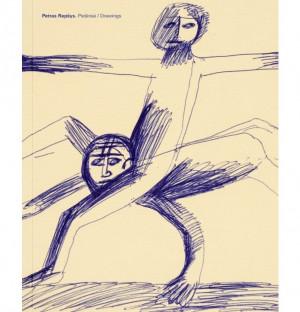 """K.Kleponytė-Šemeškienė. J.Minčinauskienė / """"Petras Repšys. Piešiniai / Drawings"""" / 2019 / knyga / Vilniaus grafikos meno centras"""