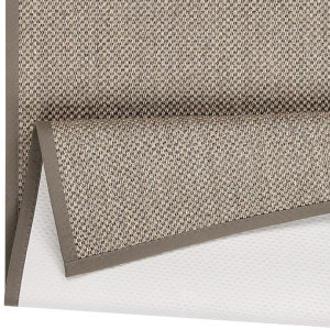Kilimas Narma Dragon linen 8047 sizalis / 80x300 cm