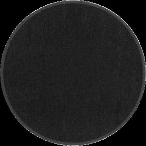 Kilimas Narma Savanna juoda / apvalus 160 cm
