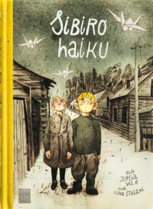 """Jurga Vilė / """"Sibiro haiku"""" / 2020 / knyga / Aukso žuvys"""
