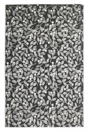 Kilimas Vallila Taimi dark grey 160x230 cm