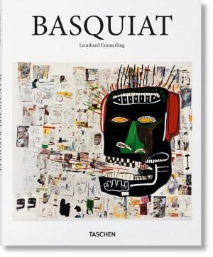 """Leonhard Emmerling / """"Basquiat"""" / / knyga / leidykla """"Taschen"""""""