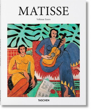 """Volkmar Essers / """"Matisse"""" / / knyga / leidykla """"Taschen"""""""