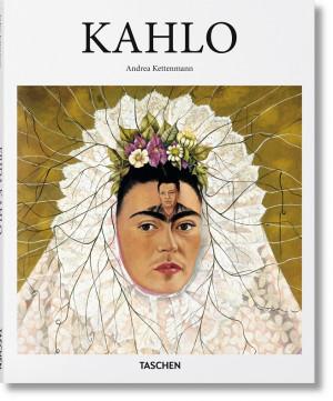 """Andrea Kettenmann / """"Kahlo"""" / / knyga / leidykla """"Taschen"""""""