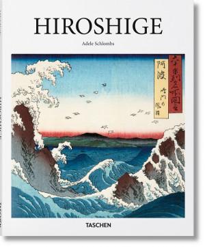"""Adele Schlombs / """"Hiroshige"""" / / knyga / leidykla """"Taschen"""""""