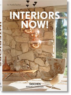 "Aurelia Taschen / ""Interiors Now!"" / 2017 / knyga / leidykla ""Taschen"""