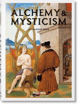 """Alexander Roob / """"Alchemy & Mysticism"""" /  / knyga / leidykla """"Taschen"""""""