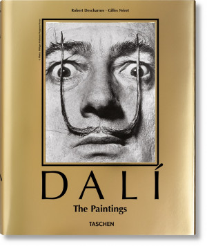 """Robert Descharnes, Gilles Néret / """"Dali. The Paintings"""" / 2020 / knyga / leidykla """"Taschen"""""""