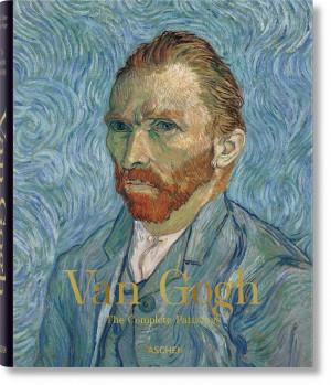 "Ingo F. Walther, Rainer Metzger / ""Van Gogh. The Complete Paintings"" / 2020 / knyga / leidykla ""Taschen"""