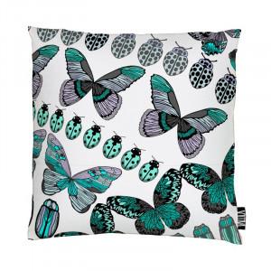 Pagalvėlės užvalkalas Vallila Papilio Petrol_1