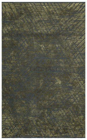 Kilimas Ekohali Tribal TRB02 antracit olive 80x140 cm