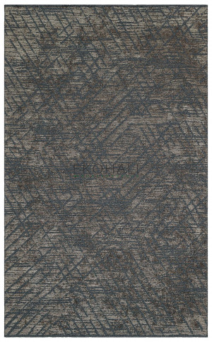 Kilimas Ekohali Tribal TRB02 antracit silver 80x140 cm