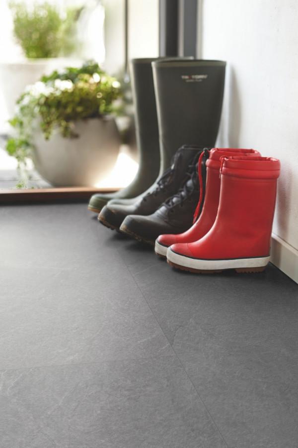 Laminuotos grindys Pergo, šviesiai pilkas skalūnas, L0320-01780