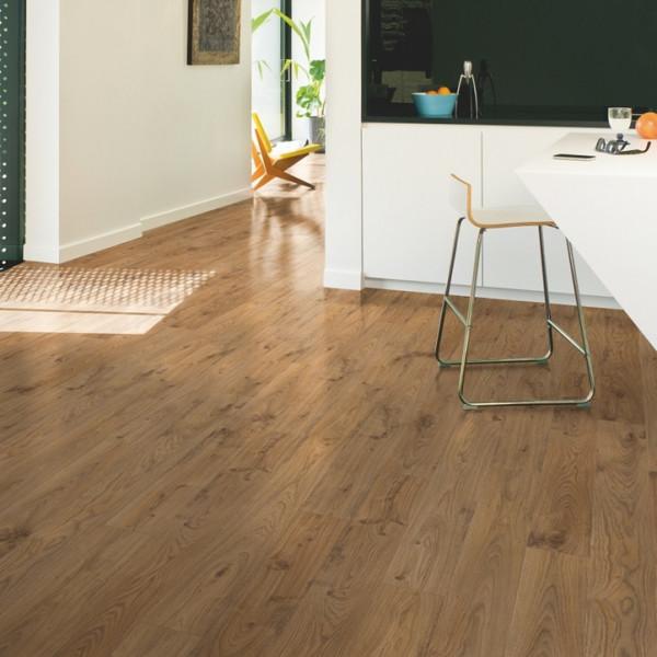 Laminuotos grindys Quick-Step, Senas natūralus baltasis ąžuolas, UE1493