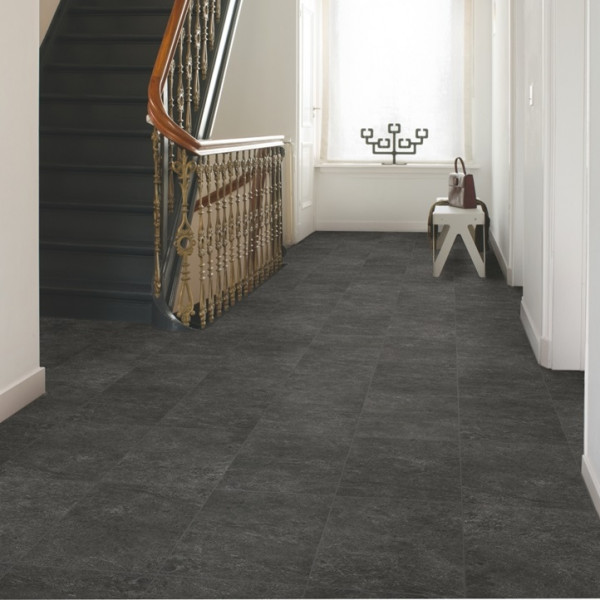 Laminuotos grindys Quick-Step, Skalūnas juodas, EXQ1550_1