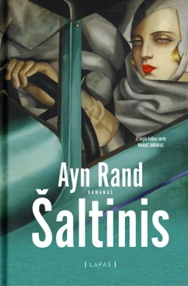 """Ayn Rand / """"Šaltinis"""" / 2020 / knyga / LAPAS leidykla"""