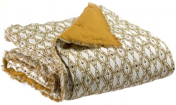 Pledas / lovos užtiesalas Tess Bronze135x200 cm Vivaraise