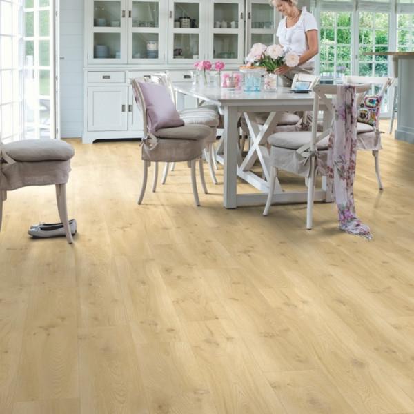 Vinilinės grindys Quick-Step, Drift ąžuolas rusvai gelsvas, BAGP40018_3