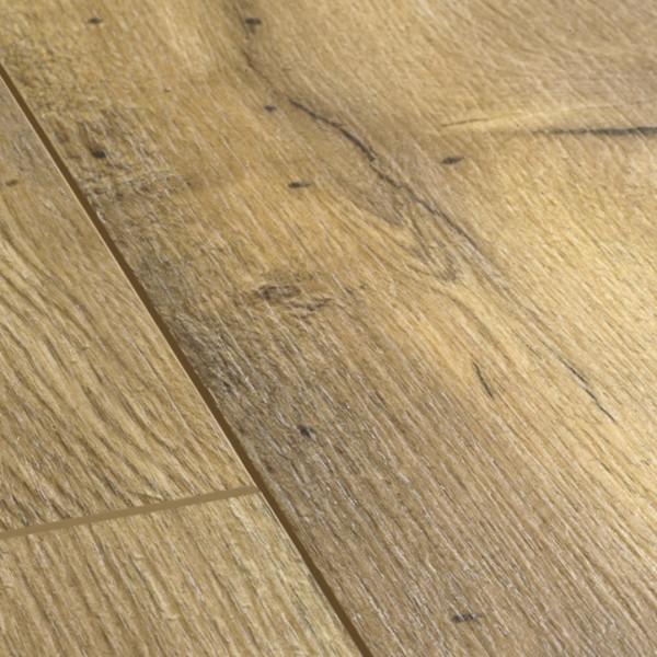 Vinilinės grindys Quick Step, Vintage kaštonas natūralus, BACP40029, 1251x187x4,5mm, 33 klasė, su užraktu, Balance Click Plus kolekcija