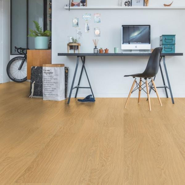 Vinilinės grindys Quick Step, Pure ąžuolas medaus spalvos, PUGP40098_1