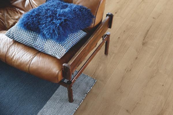 Laminuotos grindys Pergo, Classic ąžuolas beige, L0339-04299, 1380x190x9mm, 32 klasė, Modern plank Sensation kolekcija
