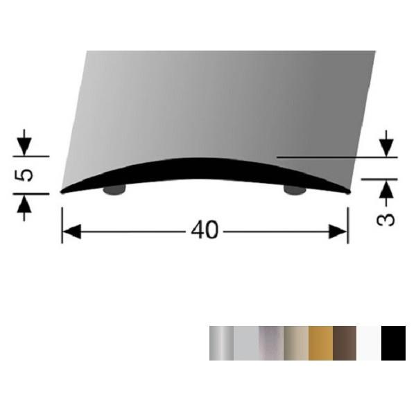 Profilis aliuminis, dangų sujungimui BEST 462 SK (prisiklijuojantis), 0,9 m