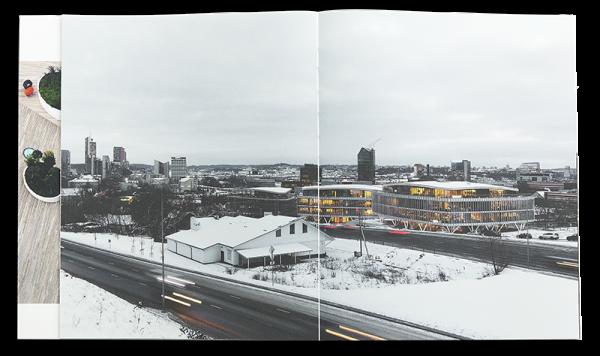 """Audrius Ambrasas / """"Ambraso architektų biuras. Darbai 1998–2014 """" / 2014 / knyga / LAPAS leidykla"""