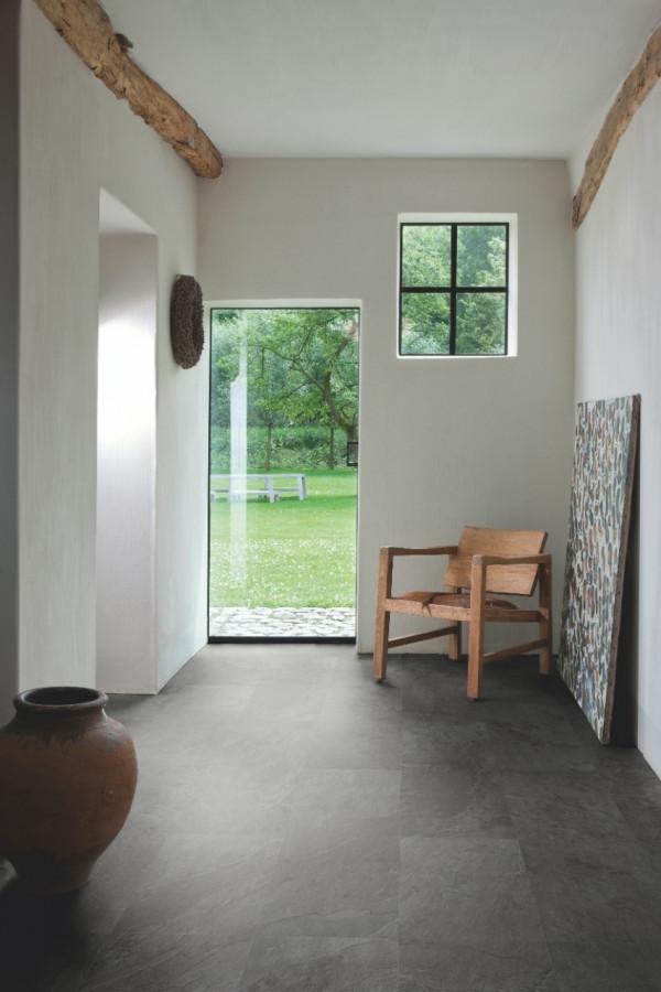 Vinilinės grindys Quick Step, juodas skalūnas, AMCL40035_3