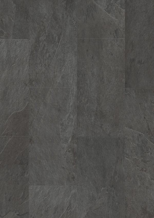 Vinilinės grindys Quick Step, juodas skalūnas, AMCP40035_1