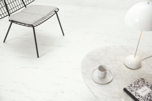 Vinilinės grindys Quick Step, Carrara marmuras baltas, AMGP40136_1