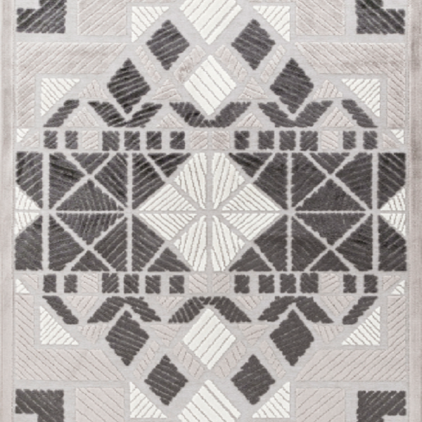 Kilimas Vallila Aquila grey 68x110 cm