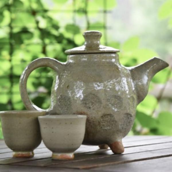 Keramika / Beatričė Kelerienė / Keraminis arbatos puodelis be rankenėlės II / 2017