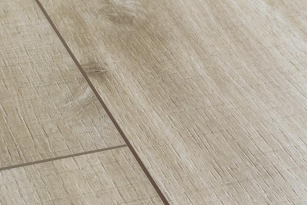 Vinilinės grindys Quick-Step, Canyon ąžuolas šviesiai rudas su įpjovomis, BACL40031_4