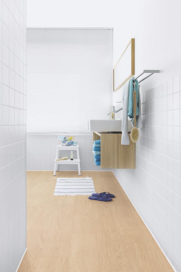 Vinilinės grindys Quick-Step, Ąžuolas rinktinis šviesus, BACL40032_3