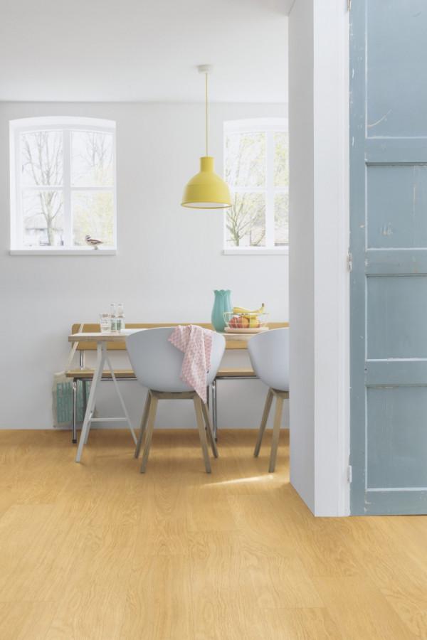 Vinilinės grindys Quick-Step, Ąžuolas rinktinis natūralus, BACL40033_1