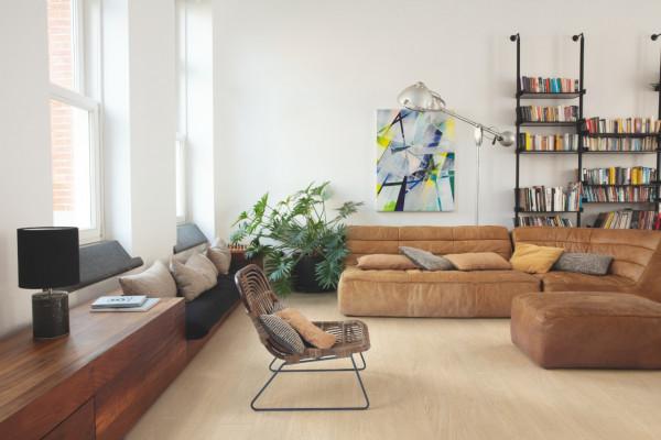 Vinilinės grindys Quick-Step, Ąžuolas rinktinis šviesus, BACP40032_1