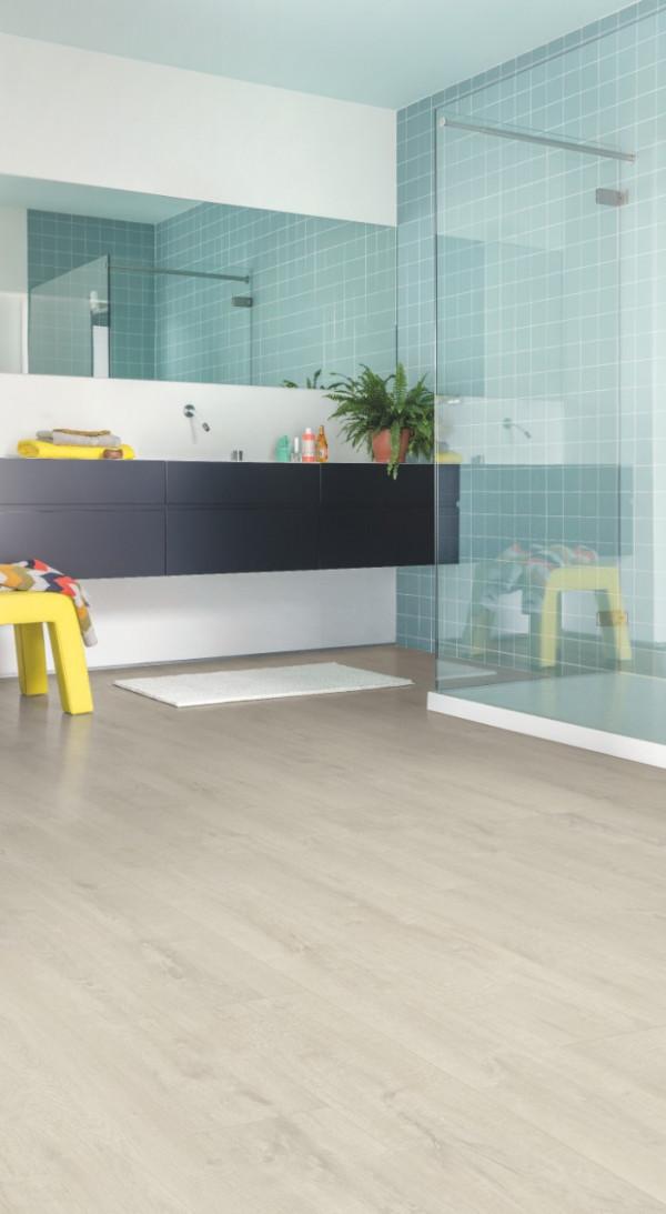 Vinilinės grindys Quick-Step, Velvet ąžuolas šviesus, BAGP40157_1