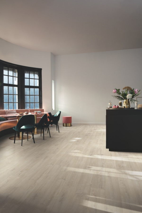 Vinilinės grindys Quick-Step, Velvet Oak smėlio spalvos, BAGP40158_1