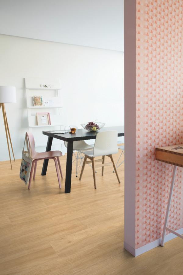 Vinilinės grindys Quick-Step, Silk ąžuolas šiltas natūralus, BAGP40130_1