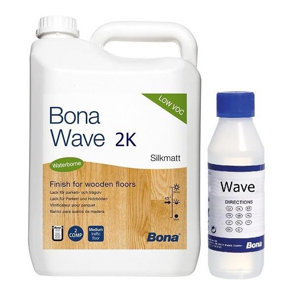 Lakas Bona WAVE 2K matt(matinis) 5 l