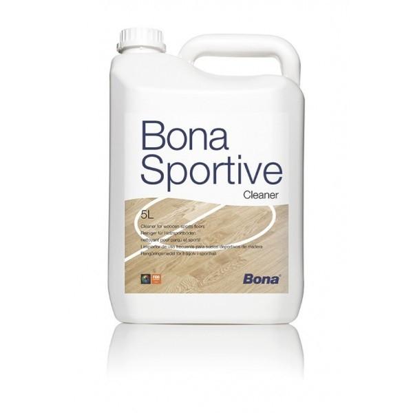 Lakuotų grindų priežiūros priemonė Bona Sportive Cleaner, 5l