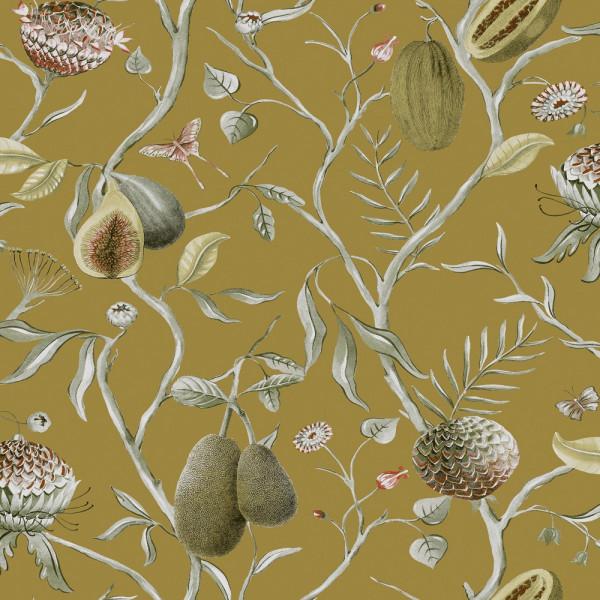 Tapetai CAB603 Cabinet of curiosities, Masureel