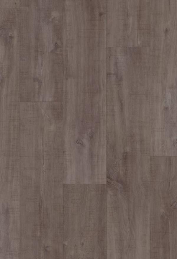 Laminuotos grindys Quick-Step, tamsaus ąžuolo lentos su pjūklo įpjovomis Havanna, CLM1657H_2