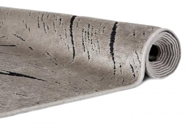 Kilimas Vallila Sulka black clay 140x200 cm