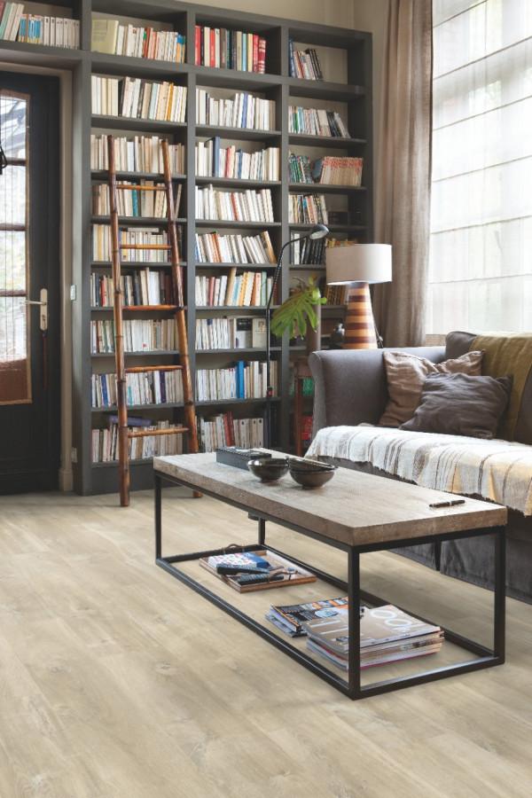 Laminuotos grindys Quick-Step, ąžuolas rudas Charlotte, CR3177_1