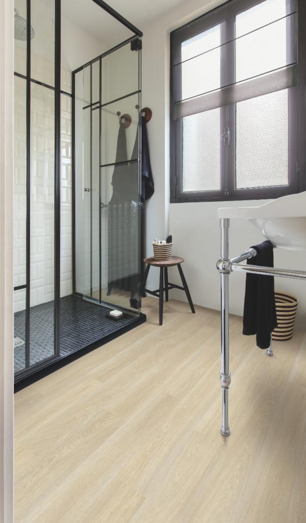 """Laminuotos grindys Quick-Step, Smėlio spalvos ąžuolas """"Estate"""", EL3574_1"""