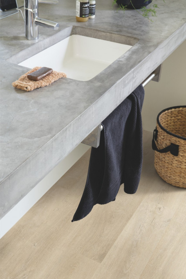 """Laminuotos grindys Quick-Step, Smėlio spalvos ąžuolas """"Venecija"""", EL3907_3"""