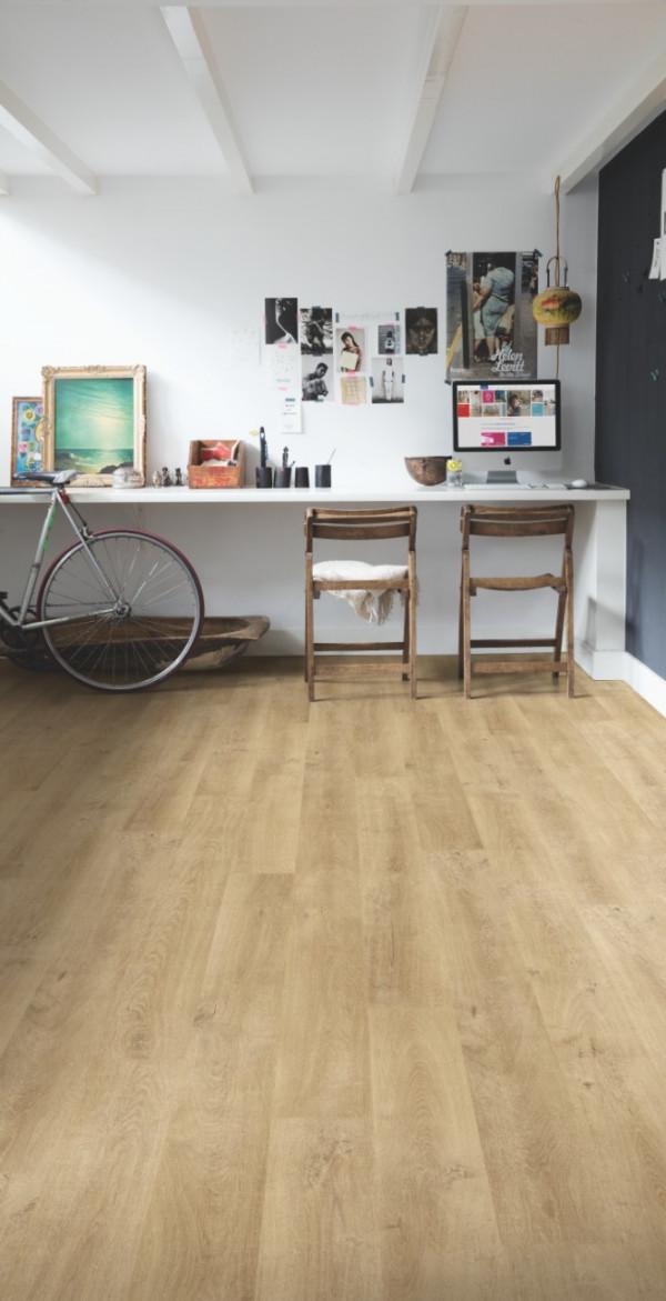 """Laminuotos grindys Quick-Step, Natūralus ąžuolas """"Venecija"""", EL3908_1"""