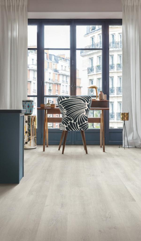 "Laminuotos grindys Quick-Step, Šviesus ąžuolas ""Venecija"", EL3990_1"