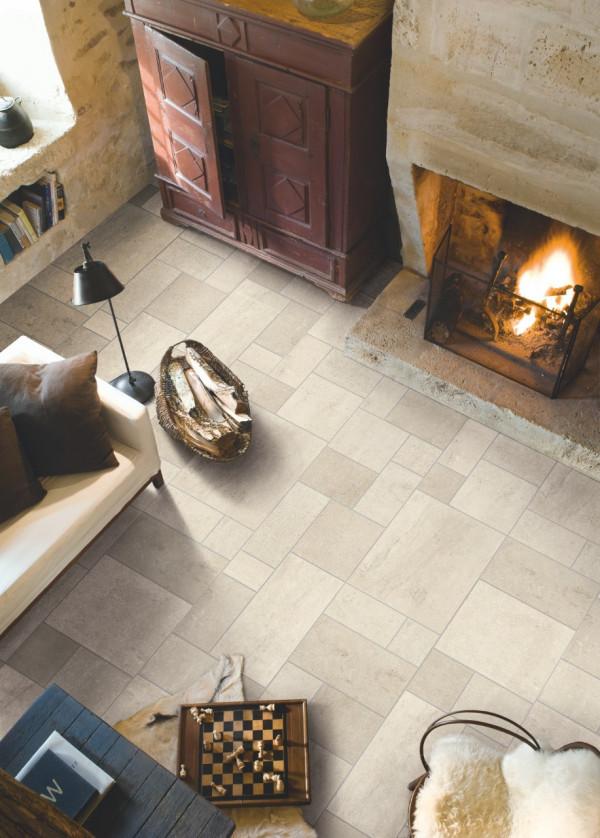 Laminuotos grindys Quick-Step, Keramika balta, EXQ1553_1